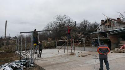 Изграждане метални халета - Изображение 2