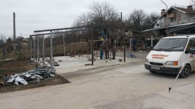 Изграждане метални халета - Изображение 4