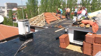 Ремонт покриви и покривни конструкции - Изображение 1