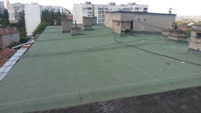 Полагане хидроизолация на покриви - Изображение 4