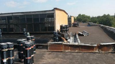 Полагане хидроизолация на покриви - Изображение 5