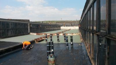 Полагане хидроизолация на покриви - Изображение 6