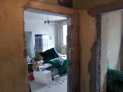 Цялостен ремонт на апартамент в град Русе 01 - Хидромат ЕООД - Плевен