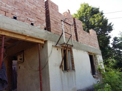 Реконструкции на къща в с гривица 09 - Хидромат ЕООД - Плевен