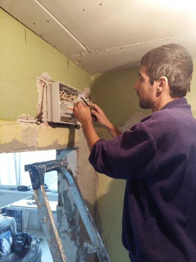 Цялостен ремонт на апартамент в град Русе 07 - Хидромат ЕООД - Плевен