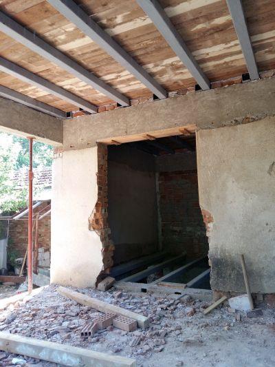 Реконструкции на къща в с гривица 07 - Хидромат ЕООД - Плевен