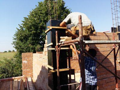 Реконструкции на къща в с гривица 04 - Хидромат ЕООД - Плевен