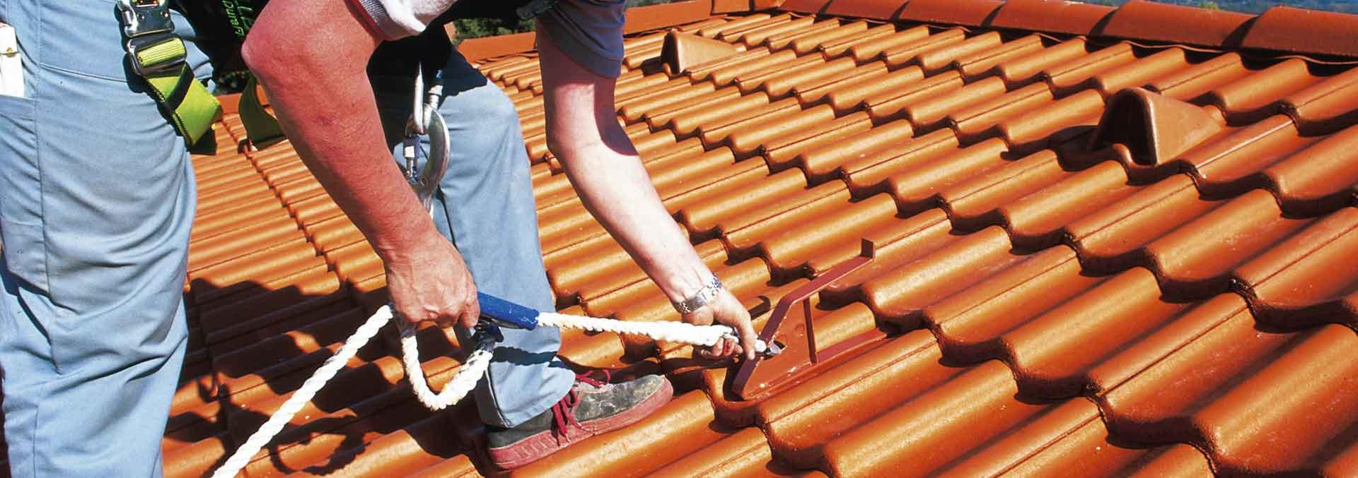 Ремонт на покривни конструкции